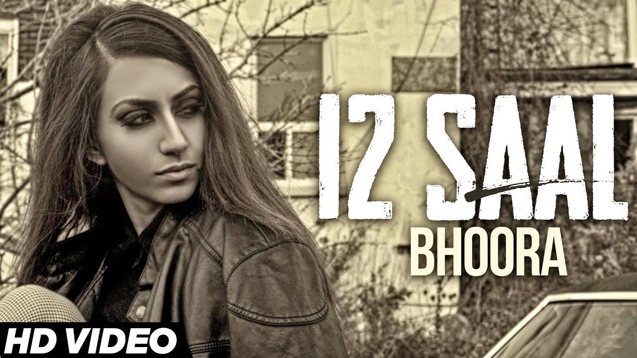 12 Saal (Title) Lyrics - Bhoora Littaran