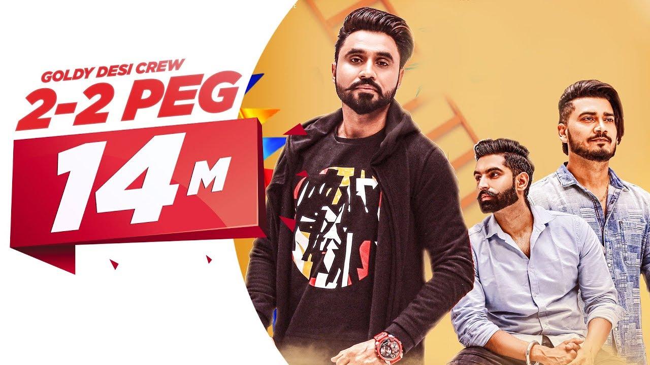 2-2 Peg (Title) Lyrics - Desi Crew, Goldy Desi Crew