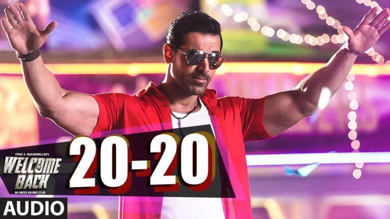 20-20 Lyrics - Anu Malik, Mamta Sharma, Shadab Faridi