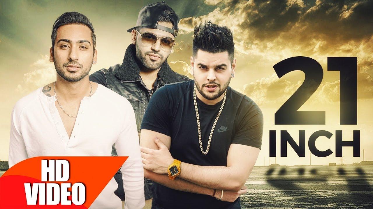 21 Inch (Title) Lyrics - Raj Sandhu, Shrey Sean
