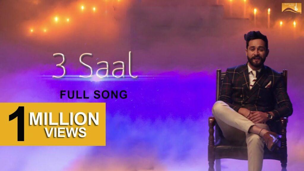 3 Saal Lyrics - Shipra Goyal, Sukhpal Channi