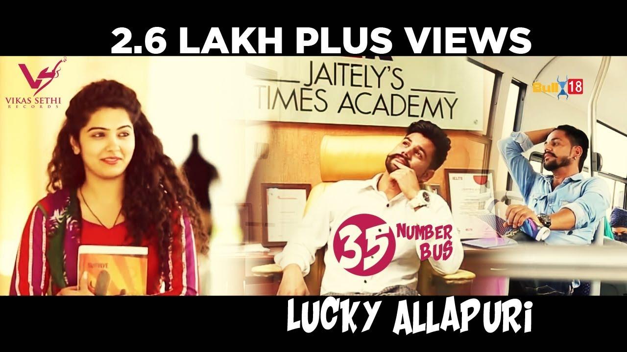 35 Number Bus (Title) Lyrics - Lucky Allapuri
