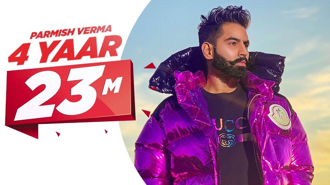 4 Yaar (Title) Lyrics - Parmish Verma