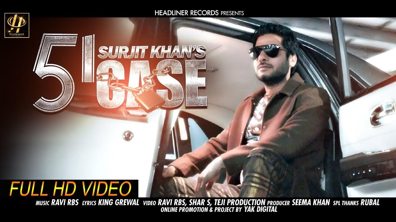51 Case (Title) Lyrics - Surjit Khan