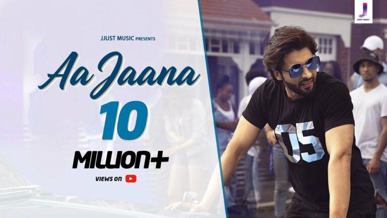 Aa Jaana (Title) Lyrics - Darshan Raval, Prakriti Kakkar