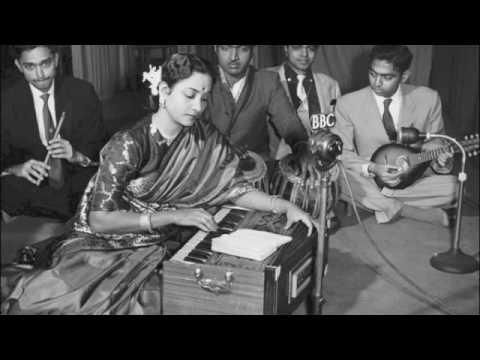 Aa Mil Lyrics - Geeta Ghosh Roy Chowdhuri (Geeta Dutt)
