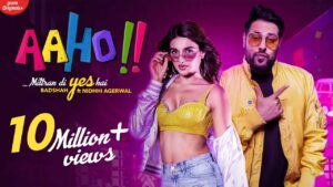 Aaho Mittran Di Yes Hai (Title) Lyrics - Badshah