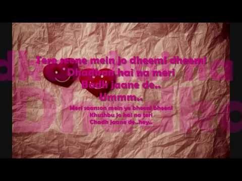 Aaja Ab Jee Le Zara Lyrics - Deepali Sathe, Dev Negi