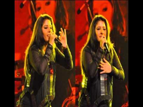 Aankho Se Tumko Lyrics - Sunidhi Chauhan