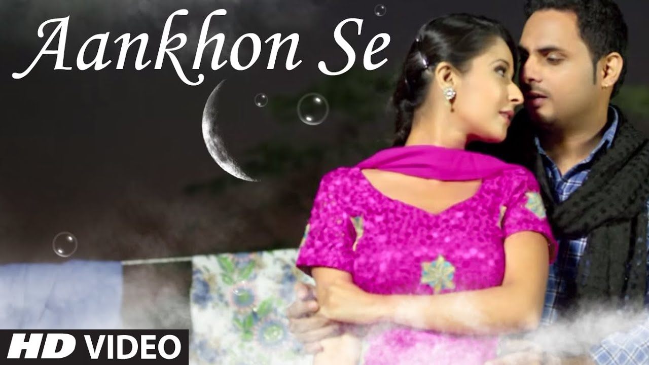 Aankhon Se (Title) Lyrics - Manie