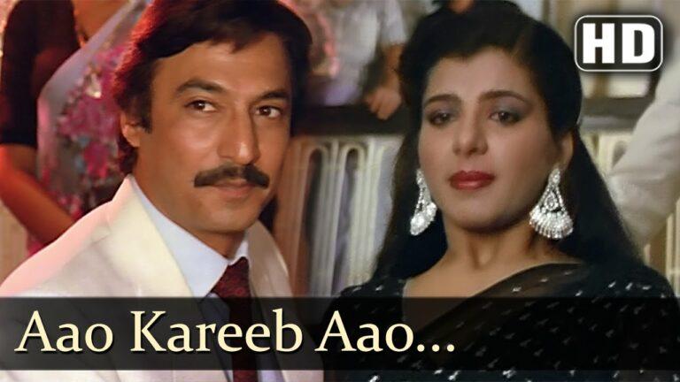 Aao Kareeb Aao Lyrics - Suresh Wadkar