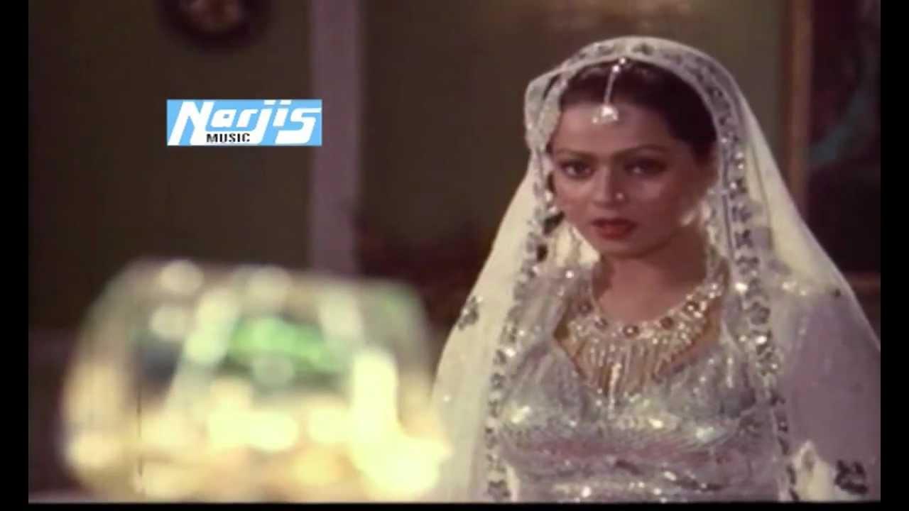 Aap Aaye Gharibkhane Mein Lyrics - Asha Bhosle
