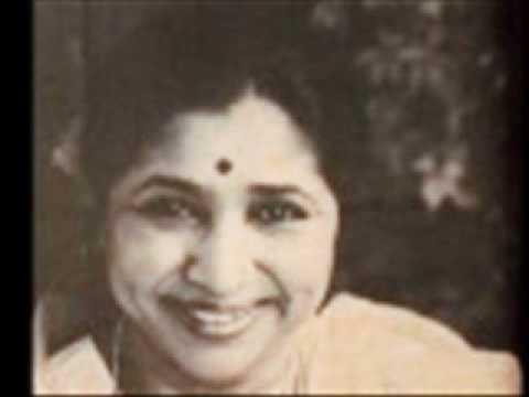 Aapke Khayalon Mein Khoye Lyrics - Asha Bhosle