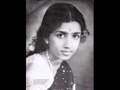 Aayi Bahaar Jiya Dole Mora Lyrics - Lata Mangeshkar
