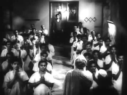 Ab Kahan Jaayen Hum Lyrics - Prabodh Chandra Dey (Manna Dey)