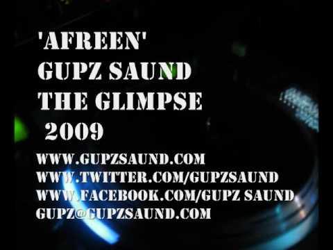 Afreen Lyrics - Gurpreet (Gupz Saund)