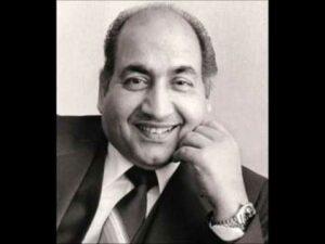 Akele Mein Wo Ghabraate To Honge Lyrics - Mohammed Rafi