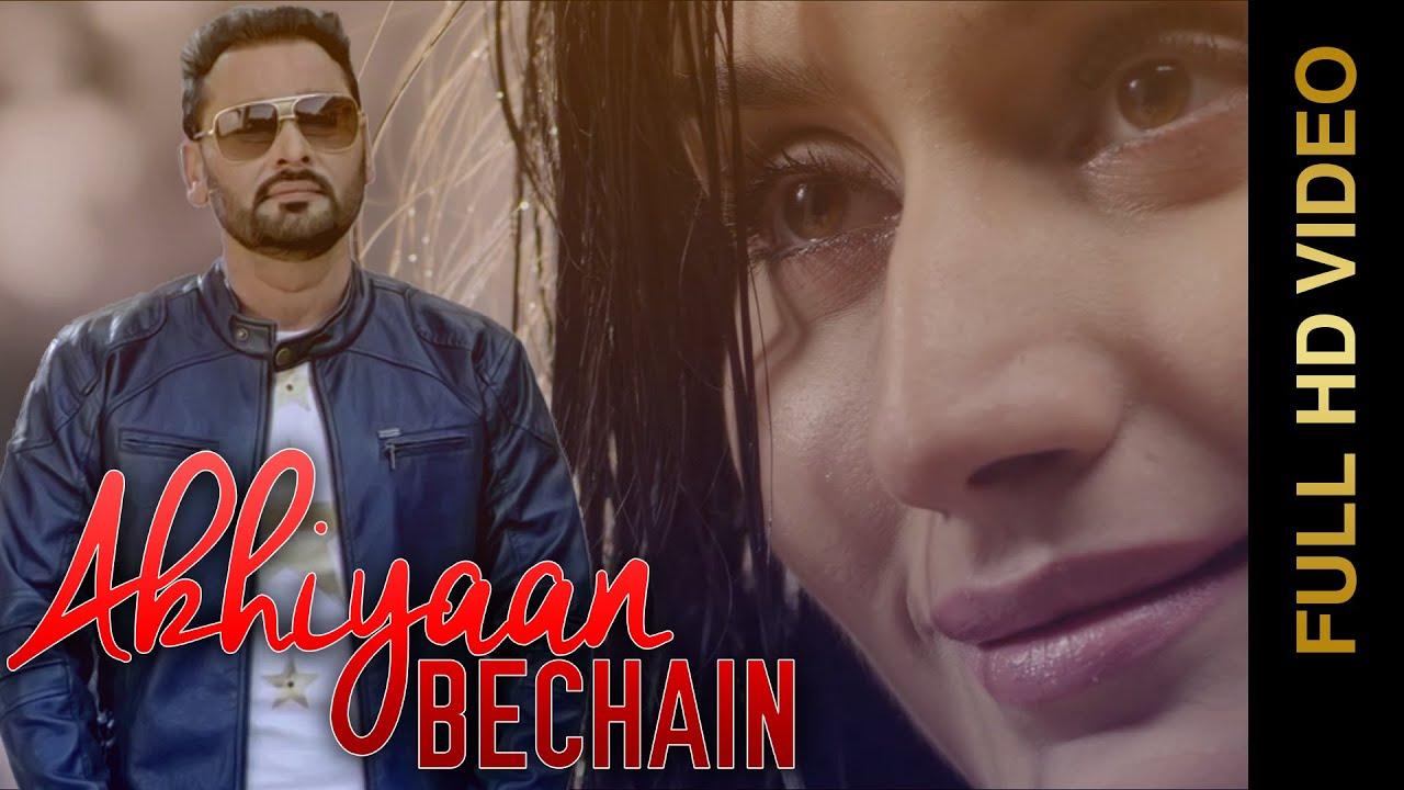 Akhiyaan Bechain (Title) Lyrics - Nachhatar Gill