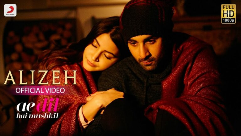 Alizeh Lyrics - Arijit Singh, Ash King, Pritam Chakraborty, Shashwat Singh