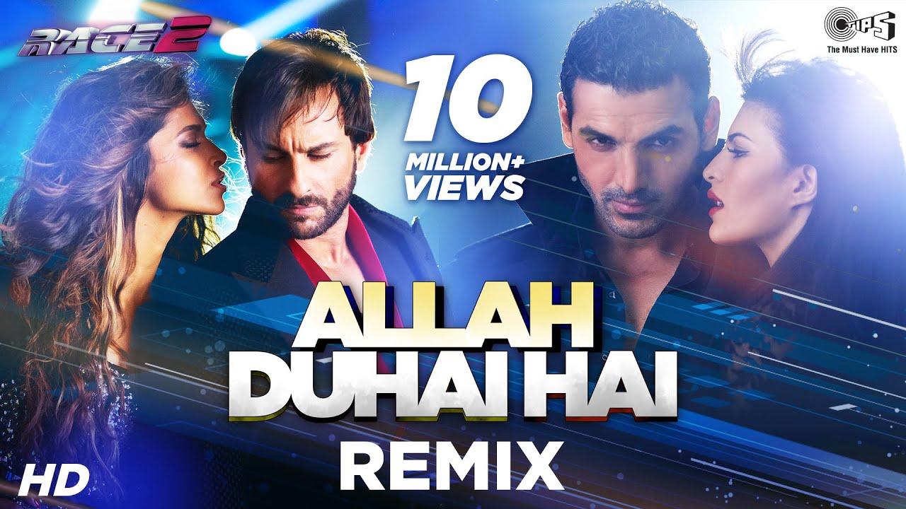Allah Duhai Hai Lyrics - Anushka Manchanda, Atif Aslam, Vishal Dadlani