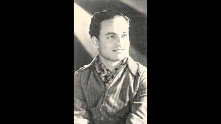 Anand Mangal Karu Aarati Lyrics - Mukesh Chand Mathur (Mukesh)