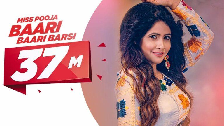 Baari Baari Barsi (Title) Lyrics - Miss Pooja