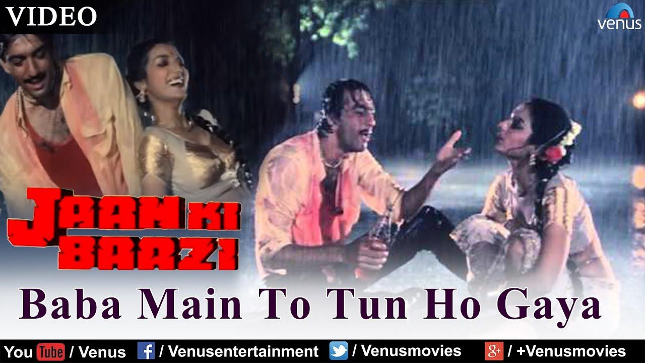Baba Main To Tun Ho Gaya Lyrics - Amit Kumar, Asha Bhosle