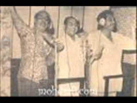 Bachche Me Hai Bhagwan Lyrics - Kishore Kumar, Mohammed Rafi, Prabodh Chandra Dey (Manna Dey)