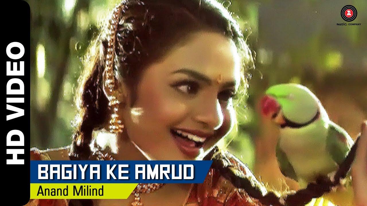 Bagiya Ke Amrud Lyrics - Sadhana Sargam