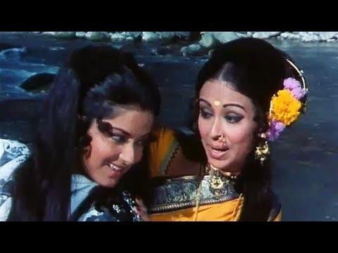 Bahi Jaiyo Na Rani Lyrics - Lata Mangeshkar, Usha Mangeshkar