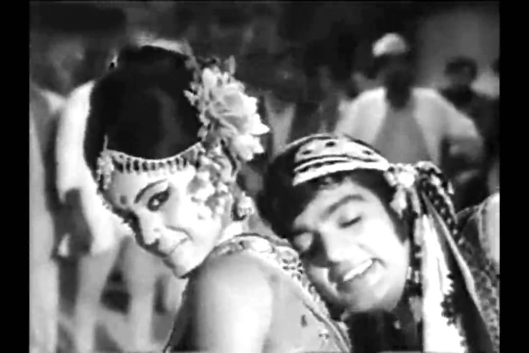 Baitha Bairi Banke Saiyan Lyrics - Mohammed Rafi, Suman Kalyanpur