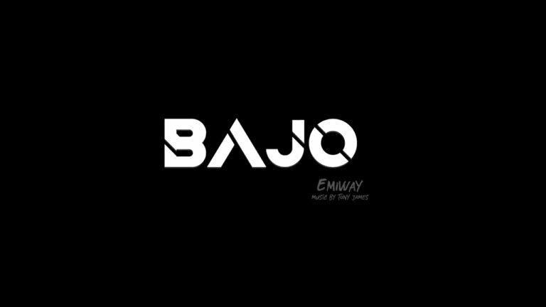 Bajo (Title) Lyrics - Emiway Bantai