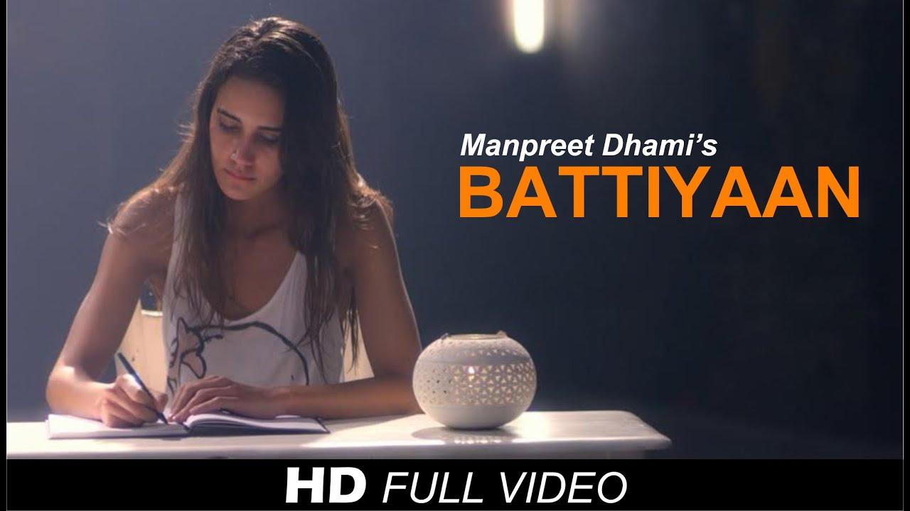 Battiyaan (Title) Lyrics - Manpreet Dhami