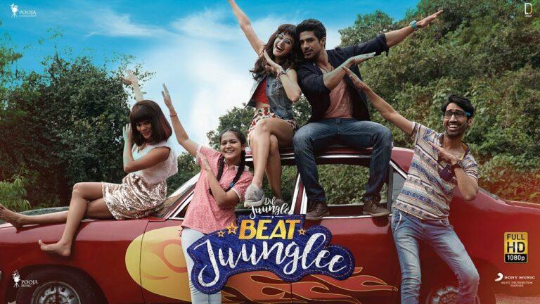 Beat Junglee Lyrics - Armaan Malik, Prakriti Kakkar