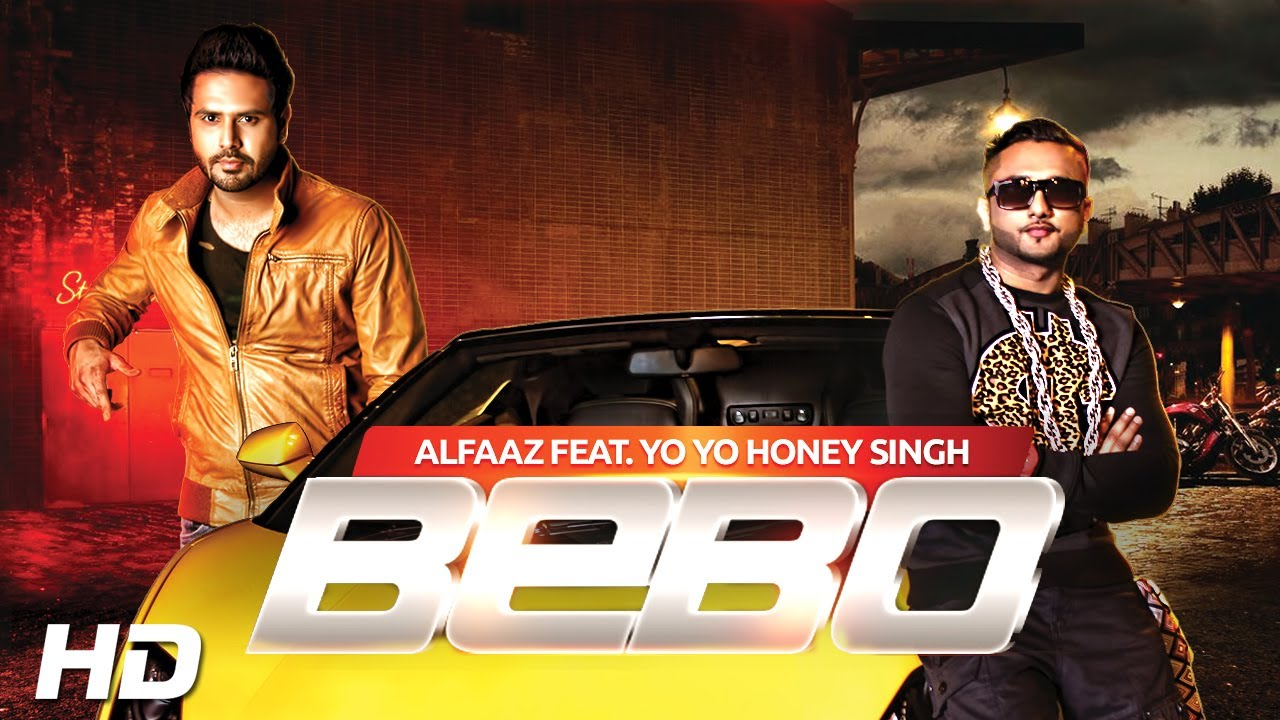 Bebo (Title) Lyrics - Alfaaz, Yo Yo Honey Singh
