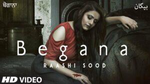 Begana (Title) Lyrics - Raashi Sood