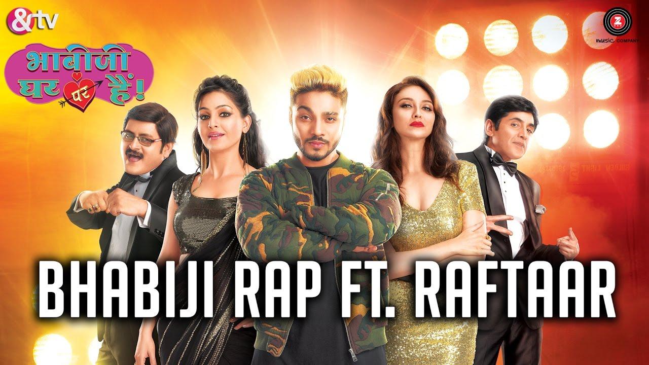 Bhabi Ji Rap Lyrics - Anmol Malik, Raftaar
