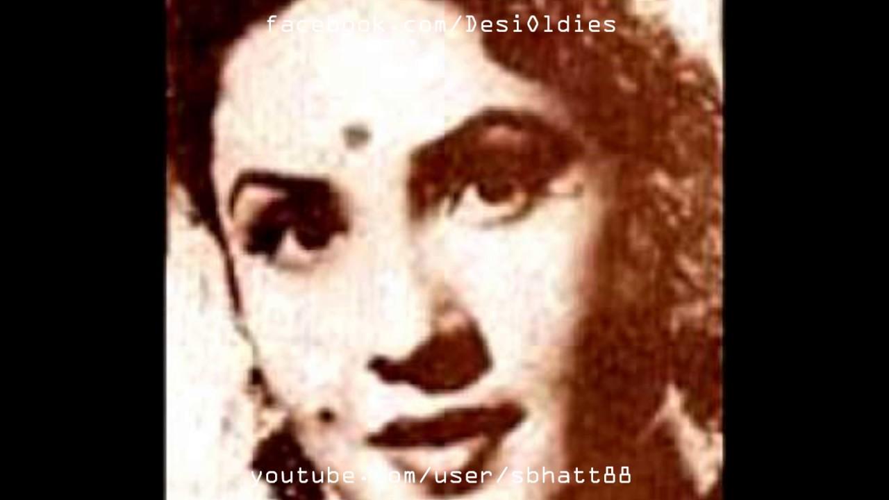 Bhanwra Rasiya Re Man Basiya Lyrics - Khursheed Bano