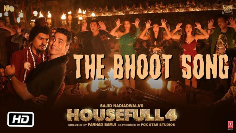 Bhoot Song Lyrics - Farhad Samji, Mika Singh, Sandeep Shirodkar