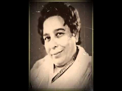 Bit Gaya Din Raah Takat Lyrics - Shamshad Begum