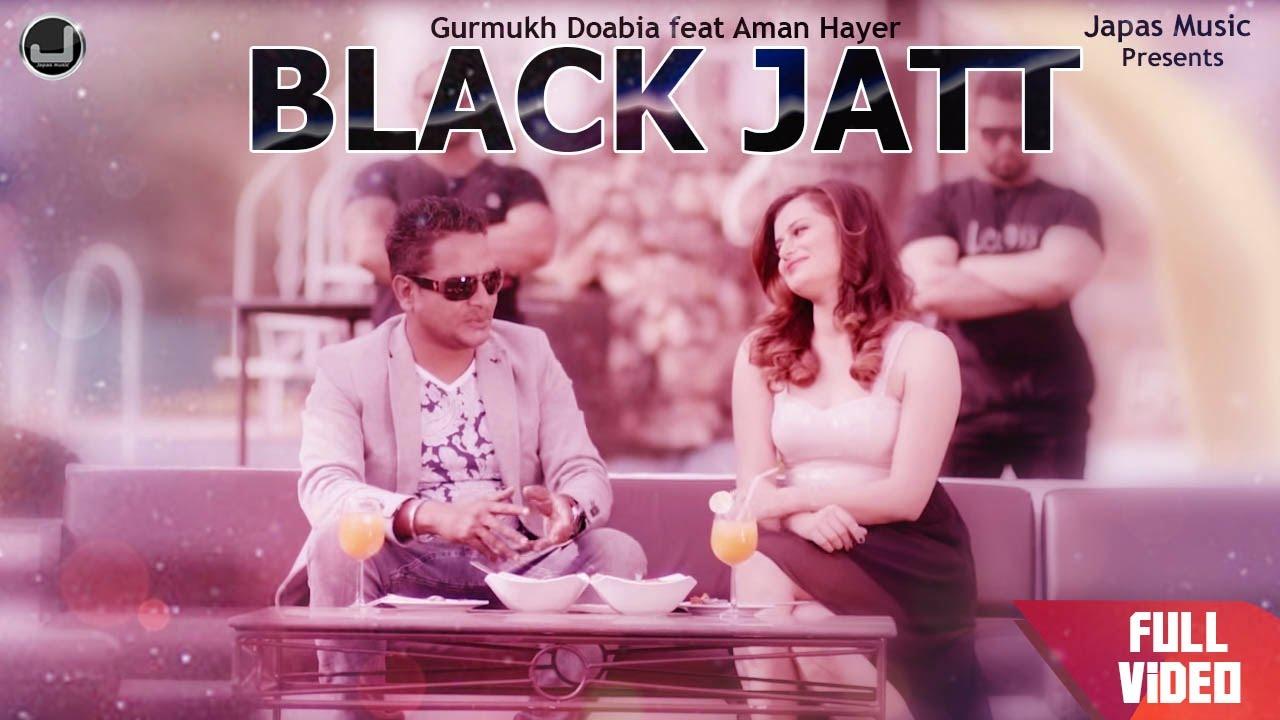 Black Jatt (Title) Lyrics - Aman Hayer, Guru Kailley