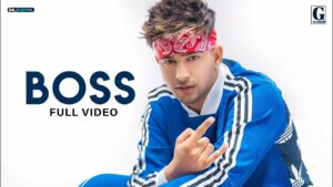 Boss (Title) Lyrics - Jass Manak