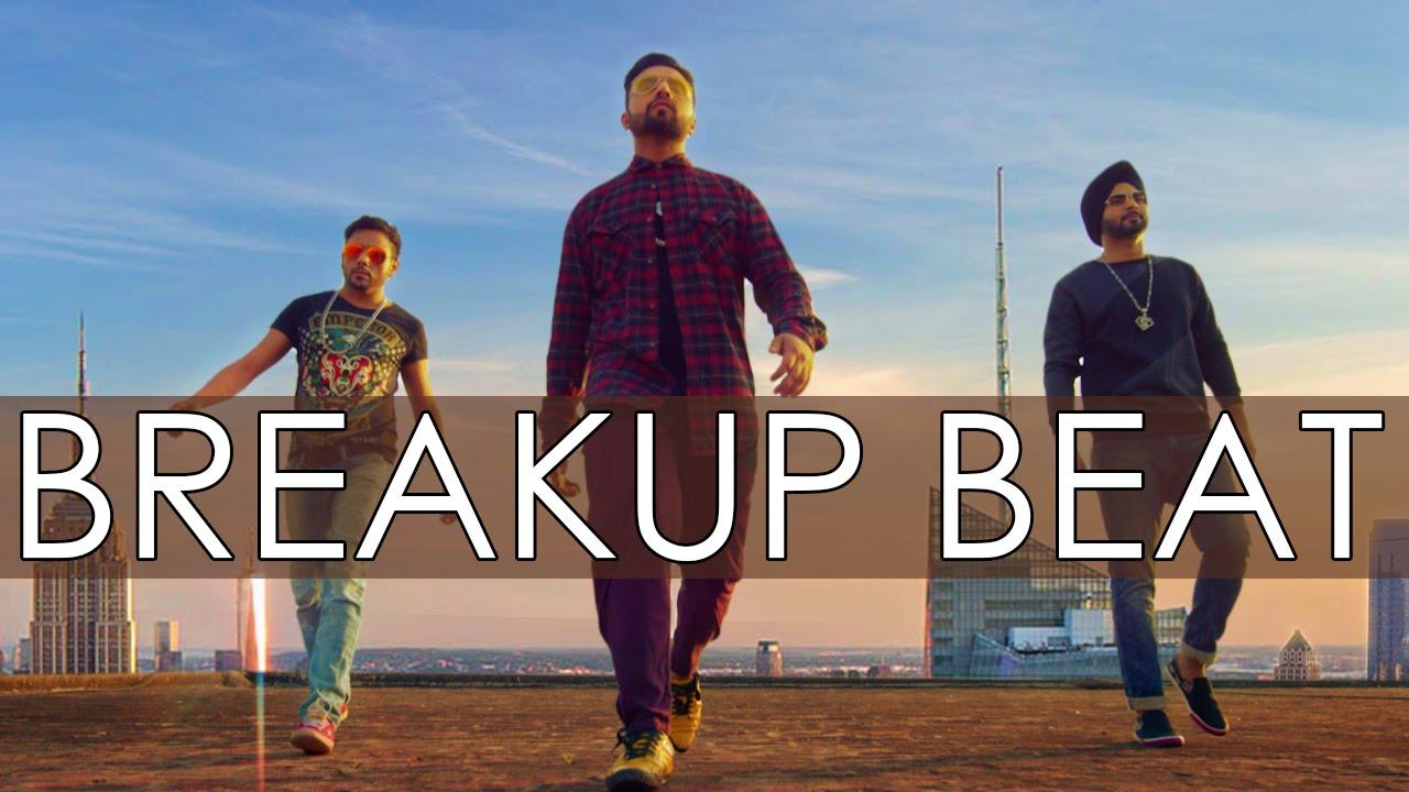 Breakup Beat (Title) Lyrics - Money Aujla