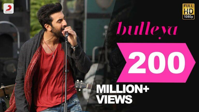 Bulleya Lyrics - Amit Mishra, Shilpa Rao