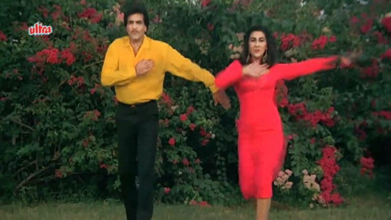 Chal Gori Pyar Ke Gao Mein Lyrics - Asha Bhosle, Nitin Mukesh Chand Mathur