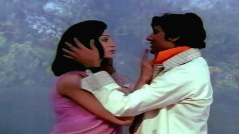 Chalte Chalte (Title) Lyrics - Kishore Kumar