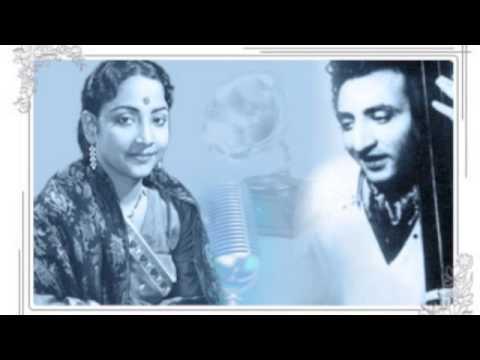 Chamkat Damkat Damini Lyrics - G. M. Durrani, Geeta Ghosh Roy Chowdhuri (Geeta Dutt)