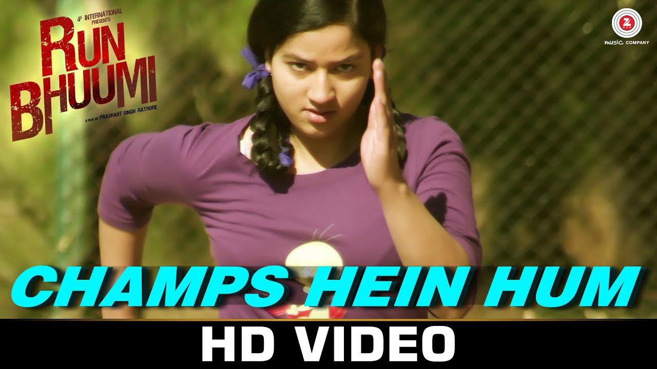 Champs Hein Hum Lyrics - Neha Chauhan, Nickk, Sudhakar Dutt Sharma