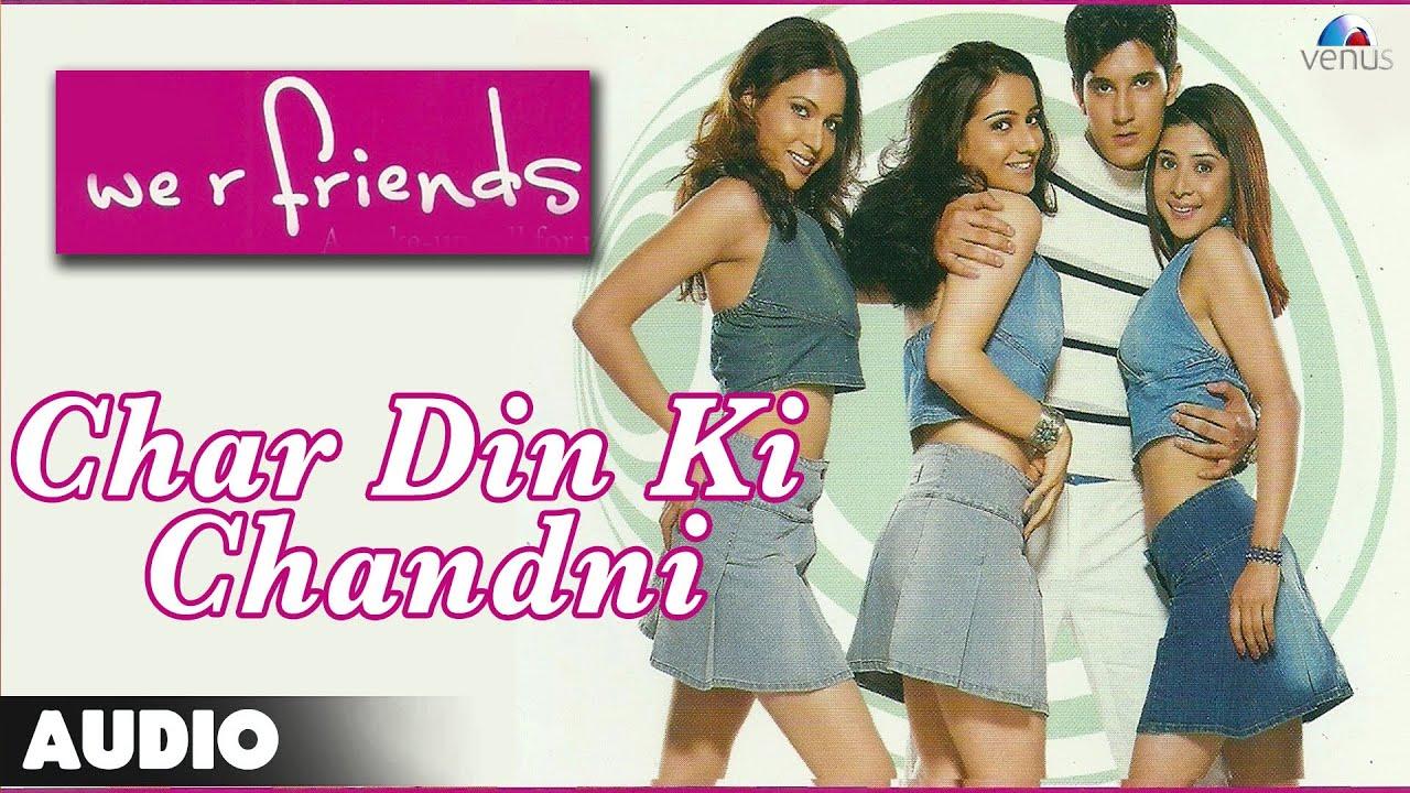 Char Din Ki Chandni Lyrics - Abhijeet Jha, Arun Bakshi, Sadhana Sargam, Udit Narayan