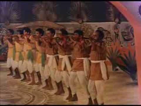 Chhaliya Re Chhaliya Lyrics - Lata Mangeshkar, Mohammed Rafi